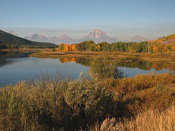 Teton Mountains, Wyoming